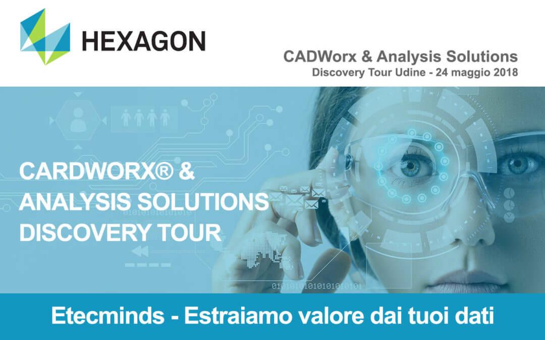 Etecminds relatore al prossimo evento di Hexagon – estraiamo valore dai tuoi dati