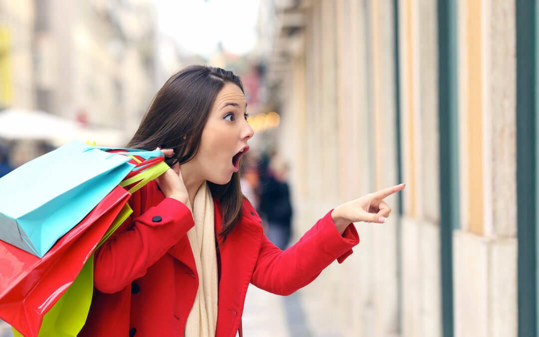 Corsa ai regali – La distorsione cognitiva che fa aumentare le vendite