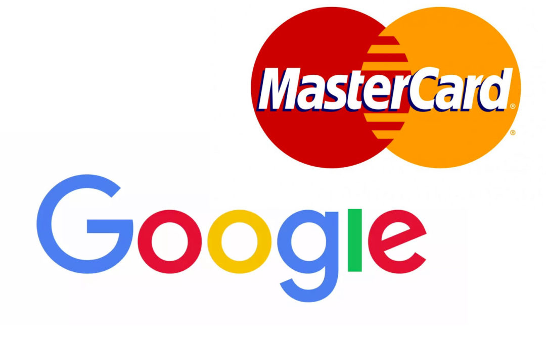 Accordo segreto Google & Mastercard