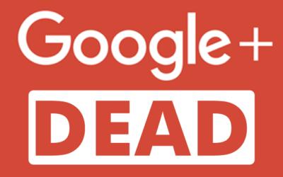 Google+ chiuderà nel 2019